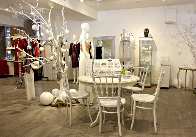 Push PR showroom