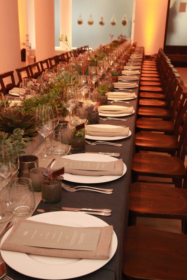 EILEEN FISHER Industry Dinner