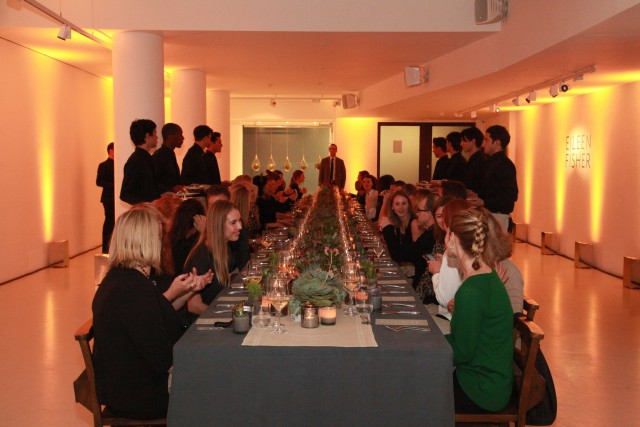 EILEEN FISHER UK Industry Dinner