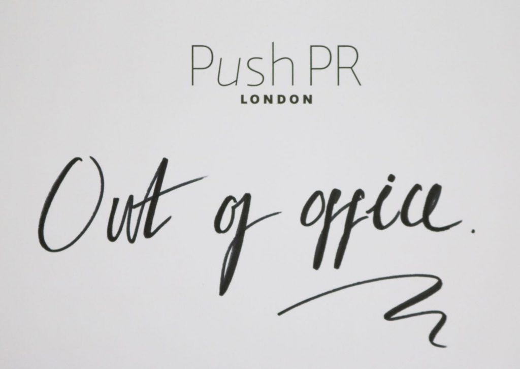 push-pr-out-of-office