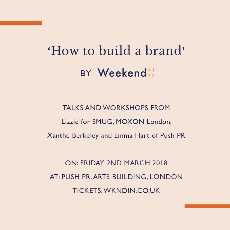 Build-a-Brand-Event-Weekend-Push-PR-Showroom