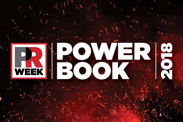 PRWEEK UK POWER BOOK 2018 PUSH PR LONDON EMMA HART