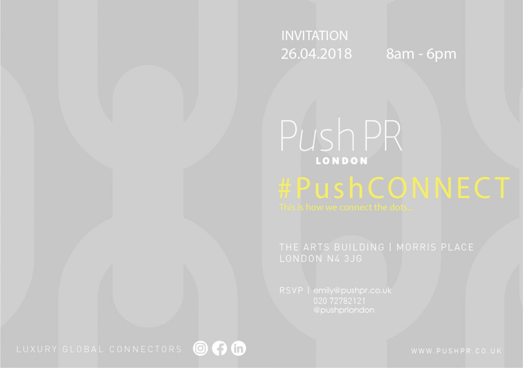 #PushCONNECT Invite